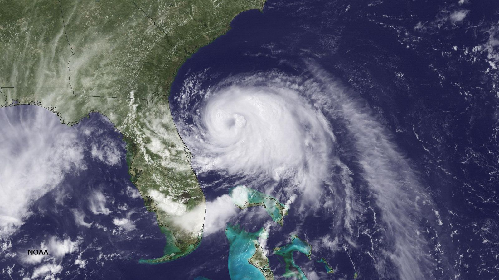 NOAA Predicts 'Busy' Atlantic Hurricane Season for Fifth Year in a Row