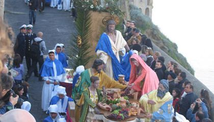 Good Friday Festivities on Procida