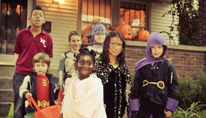 The History of Trick-or-Treating Is Weirder Than You Thought