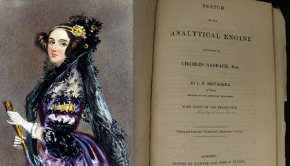 Sold: A Rare Copy of Ada Lovelace's Groundbreaking Computer Algorithm