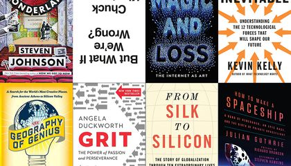 The Best Books About Innovation of 2016