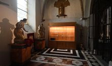 Thieves Ram Into Medieval French Cathedral, Making Off With Trove of Relics