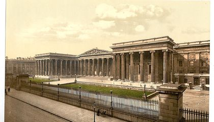 The British Museum Was a Wonder of Its Time—But Also a Product of Slavery