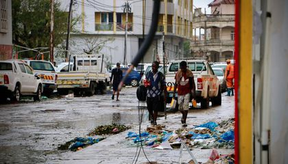 Cyclone Idai Brings Death and Devastation to Southern Africa