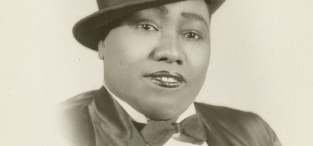 Caption: Blues Singer Gladys Bentley Broke All the Rules