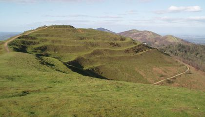 Explore Ancient British Isles Hill Forts with a New Online Atlas