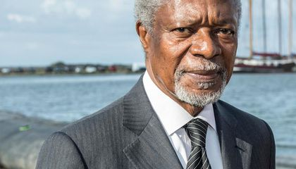 Former U.N. Secretary-General Kofi Annan Left a Legacy of a More Interventionist United Nations