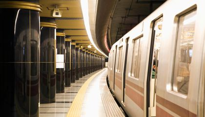 Japan's Subways Now Have Drunk-Spotting Cameras