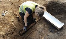Norwegian Archaeologists Unearth Grave of Left-Handed Viking Warrior