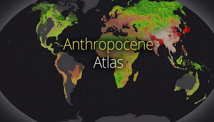 See How Humans Have Reshaped the Globe With This Interactive Atlas