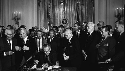 A Deeper Look at the Politicians Who Passed the Civil Rights Act of 1964