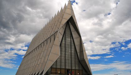 """Re-Blued"" at the U.S. Air Force Academy"