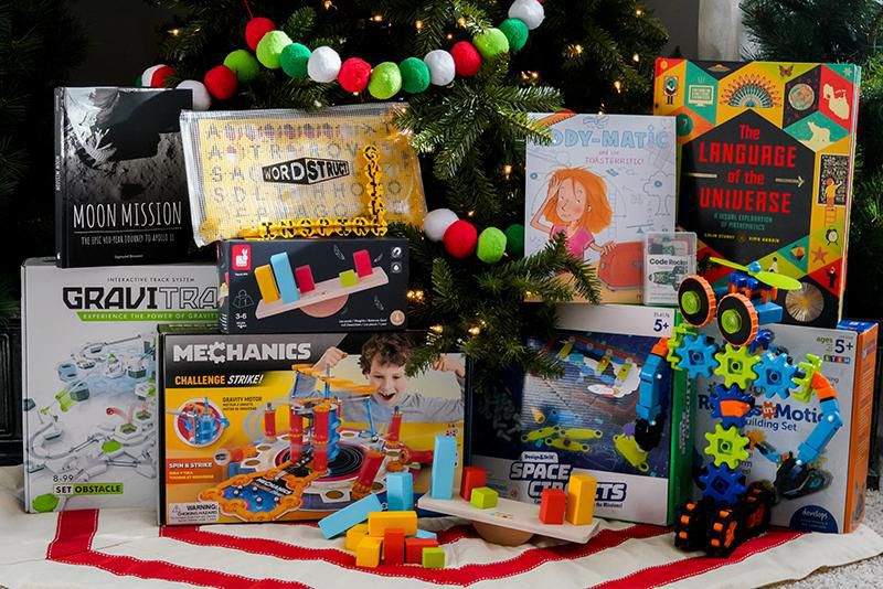 The Ten Best STEM Toys to Give as Gifts in 2020