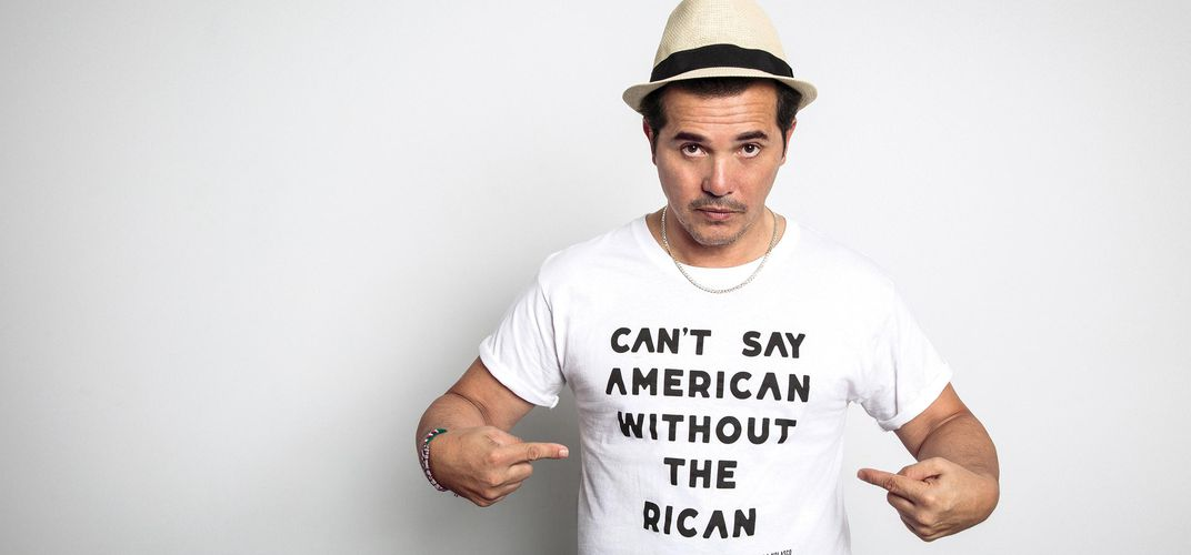 Caption: Why John Leguizamo Is Invested in Sharing Latino History