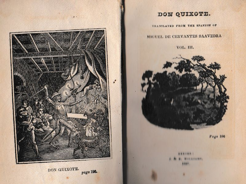 How A Ripped Off Sequel Of Don Quixote Predicted Piracy In The