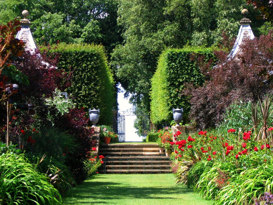 Step Inside 12 of Englands Most Beautiful Gardens Travel