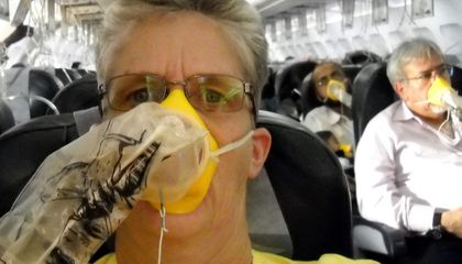 The Day I Dropped the Oxygen Masks On My Passengers