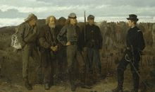 At American Art: A New Look on How Artists Recorded the Civil War