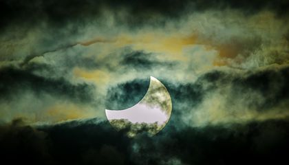 What Folklore Tells Us About Eclipses