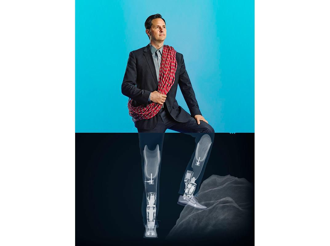 Is This the Future of Robotic Legs? | Innovation | Smithsonian