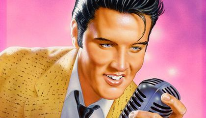 Elvis Sightings: The King Holds Court in Washington, D.C.