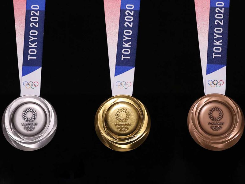 Best Phones Under 400 Dollars 2020 The Tokyo 2020 Olympic Medals Will Be Made of Recycled Materials