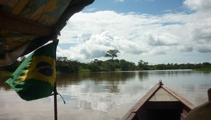 A Vast and Now Vanished Amazon Sea Is Discovered