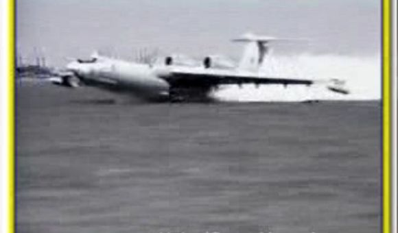 Preview thumbnail for video'Beriev Albatross