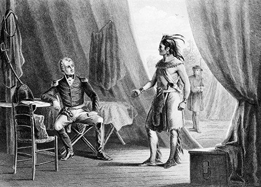 what was unfair about the treatment of the cherokee tribe