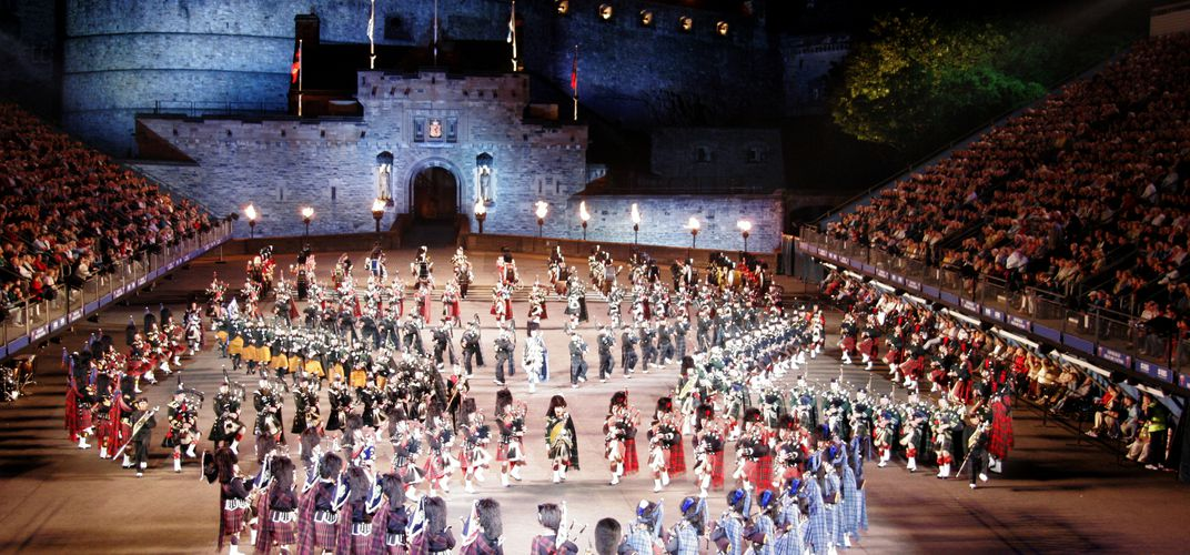 Military Tattoo, Edinburgh