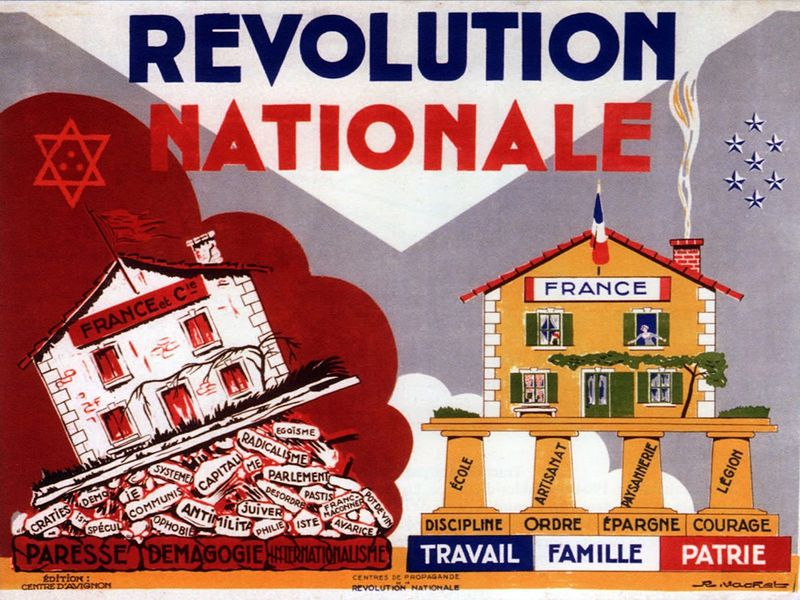 Was Vichy France a Puppet Government or a Willing Nazi Collaborator ...