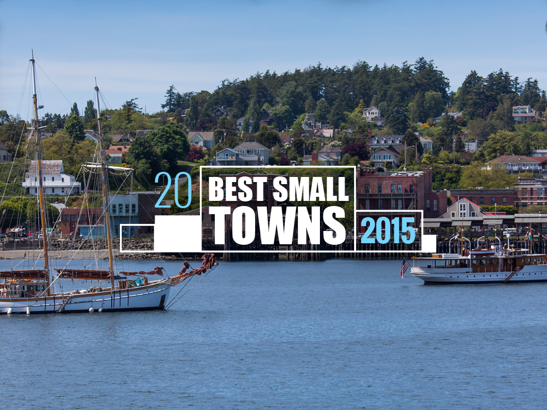 The 20 Best Small Towns To Visit In 2015 Travel Smithsonian