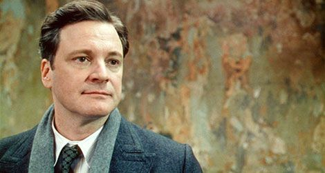 Colin Firth, a king AND a scientist.