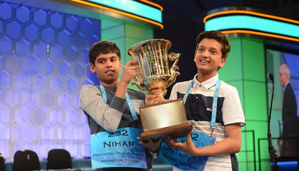The National Spelling Bee Adjusts Its Rules To Prevent Ties